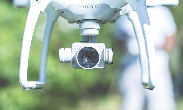Drohnen mit Kamera