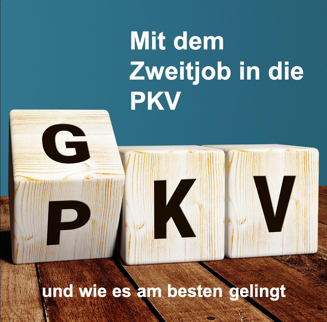 PKV mit mehreren Jobs