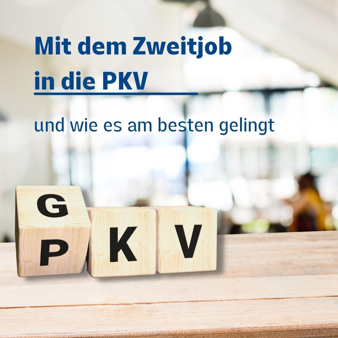 Zweitjob PKV